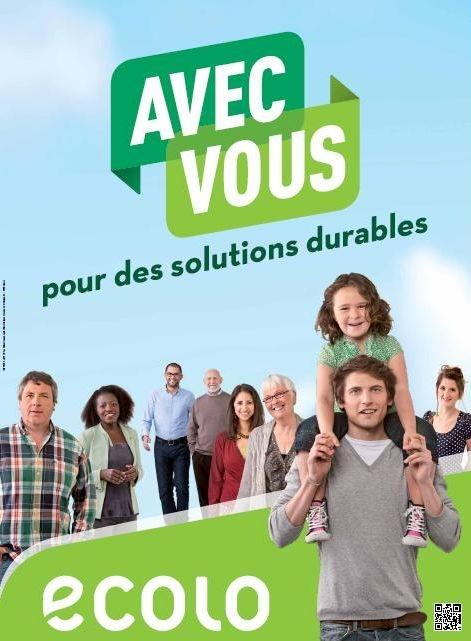 Avec vous pour des solutions durables