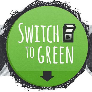 Achat groupé d'énergie verte, un projet de la Ligue des familles et de Greenpeace