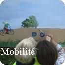 Se déplacer aussi autrement : plan cyclable et navettes bus...