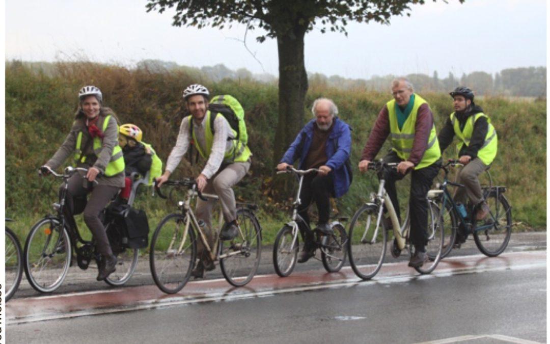 Objectif: 1500 km de cheminements cyclables pour le BW