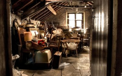 La Donnerie, lieu propice pour vider cave, grenier et garage…
