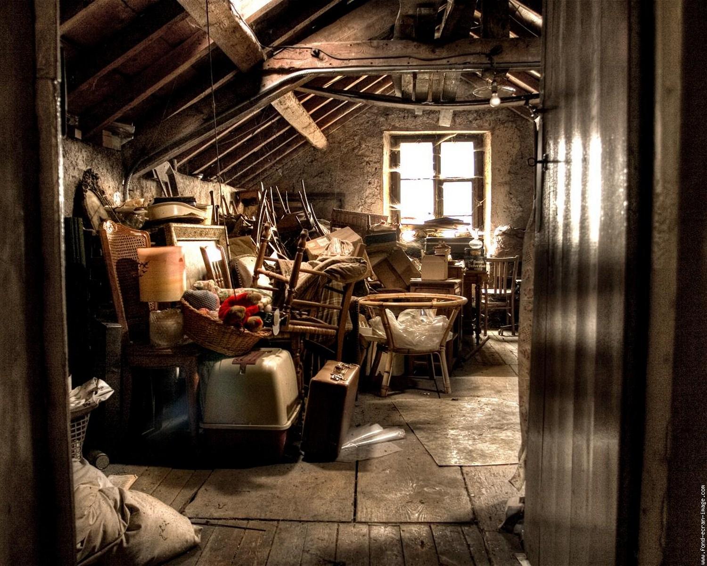 La donnerie lieu propice pour vider cave grenier et for Agrandissement maison grenier